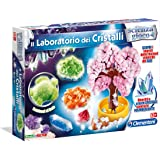 Clementoni 13195 - Scienza e Gioco Il Laboratorio Dei Cristalli