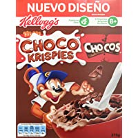 Chocos - Cereales, 375 g - [Pack