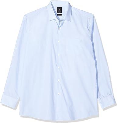 Pierre Cardin Hemd Cannes Streifen Camisa para Hombre: Amazon.es: Ropa y accesorios