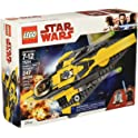 Lego 247-Pieces Star Wars TM Anakin's Jedi Starfighter Building Set