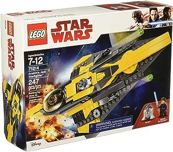 Lego 247-Pieces Star Wars TM Anakin's Jedi Starfighter Building Set