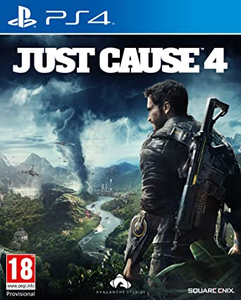Just Cause 4 (PS4): Amazon.co....