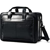 Samsonite Leather Expandable Briefcase