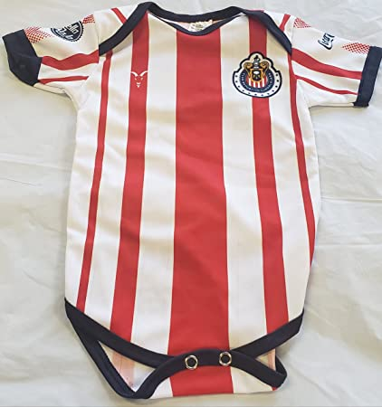 fd75193e649 Infant Toddler Chivas de Guadalajara Generic Jersey Size S (0-5 Months) :  Sports & Outdoors