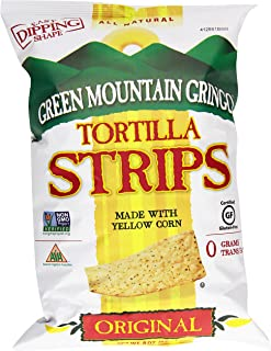 product image for Green Mountain Gringo, Tortilla Chip Strips, 8 oz