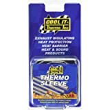 Thermo-Tec 14010 3 ft. 5/8' - 1' I.D. Thermo-Sleeve