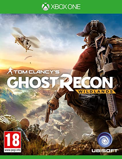 Tom Clancy s Ghost Recon: Wildlands: Amazon.es: Electrónica