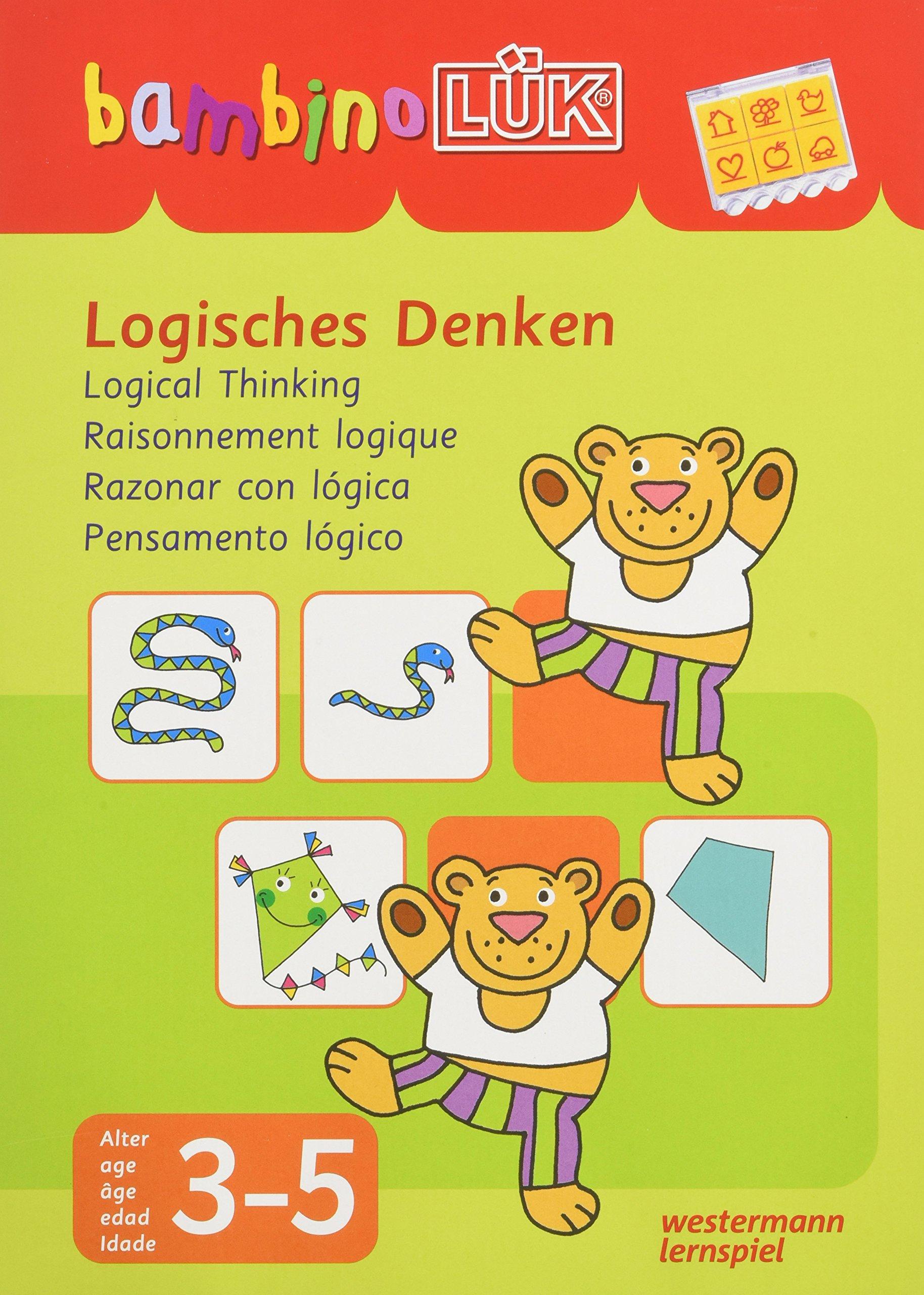 bambinoLÜK-Sets: bambinoLÜK-Set: Logisches Denken