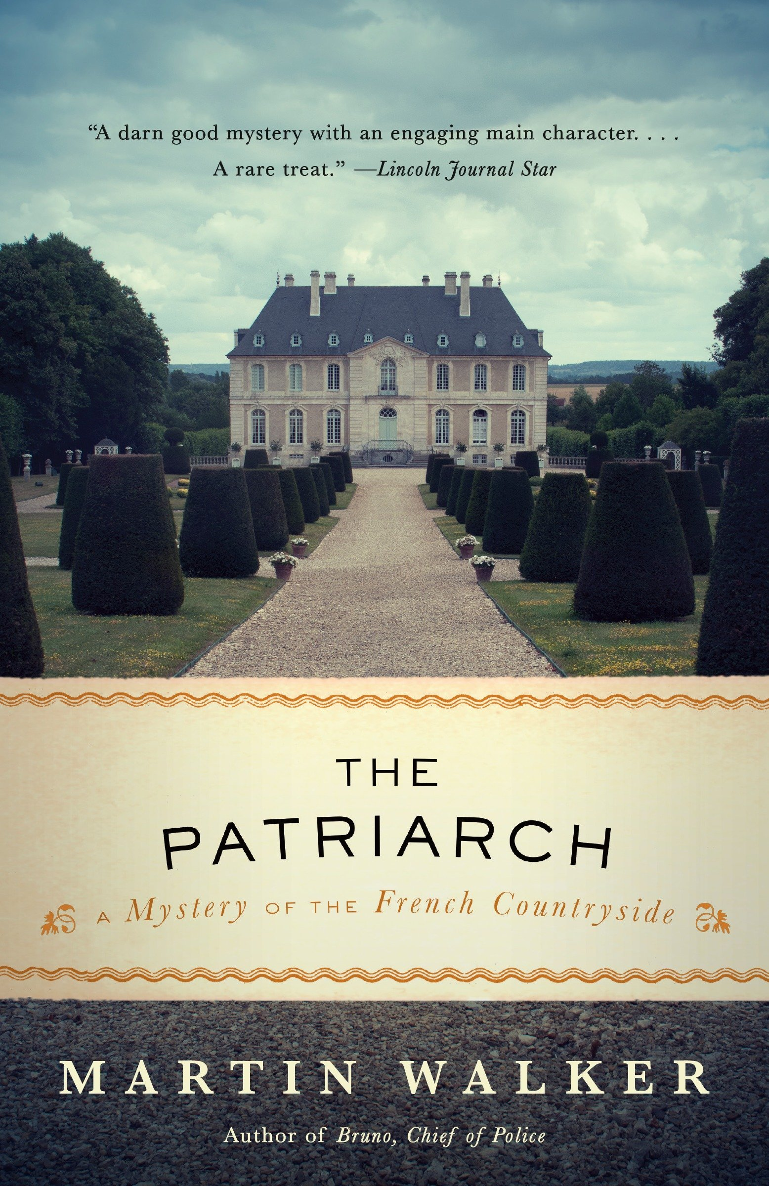 The Patriarch: A Mystery of the French Countryside (Bruno, Chief of Police Series, Band 10)