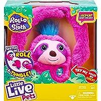 Little Live Pets Rollo The Sloth, Multicolor