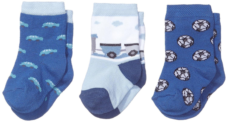 Twins Baby - Jungen Socken im 3er Pack Julius Hüpeden GmbH 029115