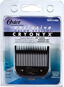 Oster 3 mm 76914-886 Blade for Duo Top/Pilot Trimmer