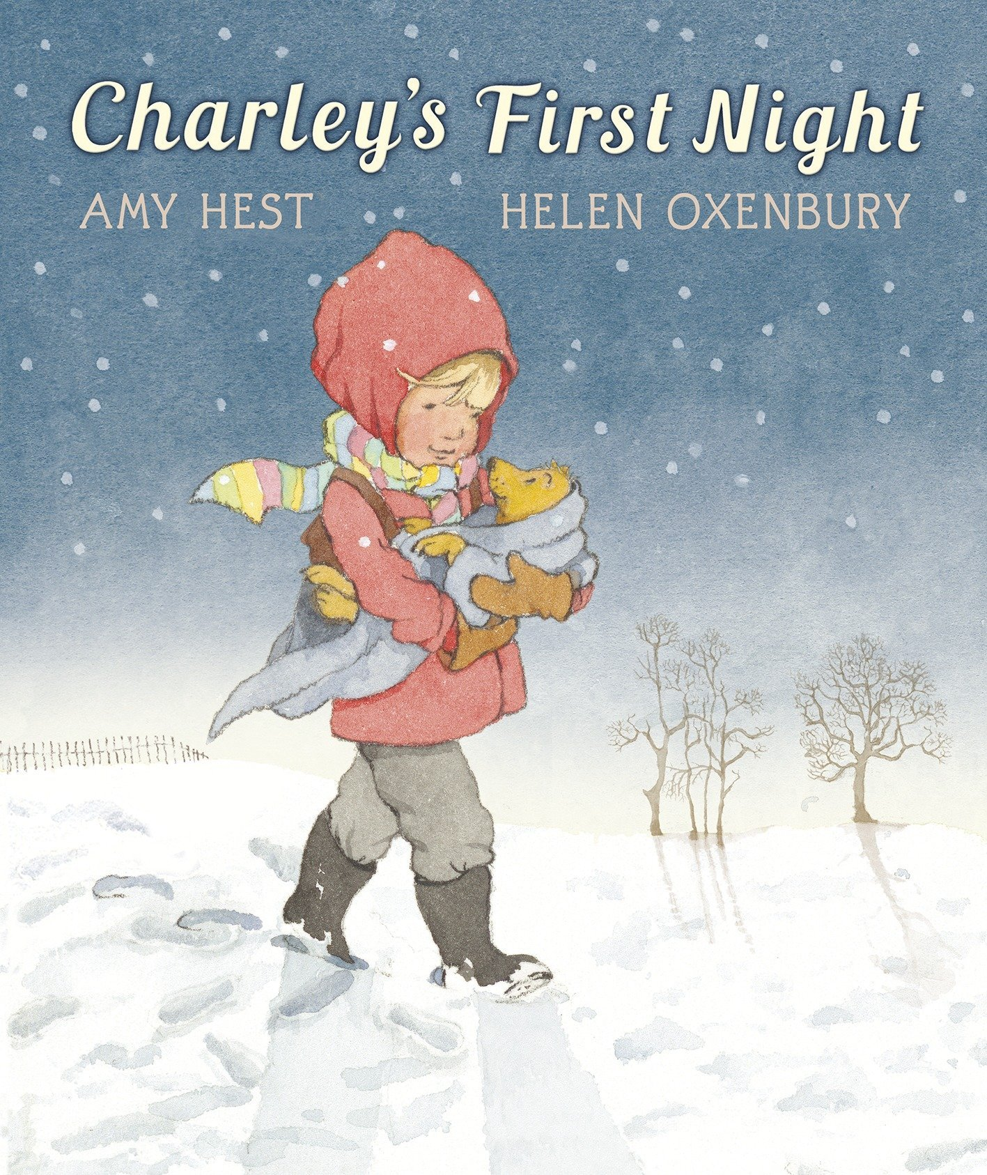 Charley\'s First Night: Amy Hest, Helen Oxenbury: 9780763640552 ...