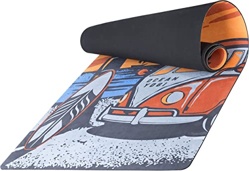 Ocean Yogi The Original Surfer Yoga Mat Ideal