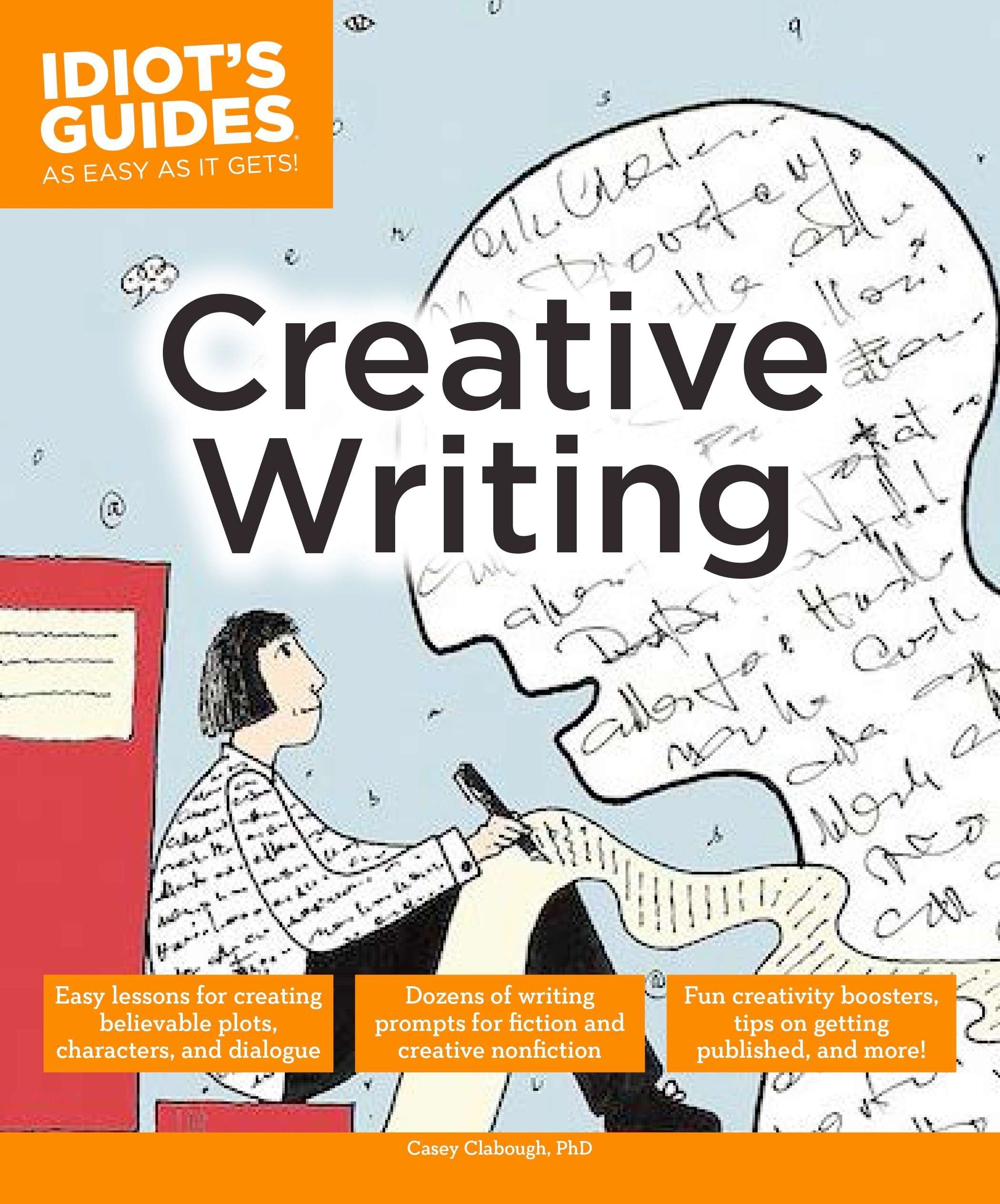 Creative Writing Phd