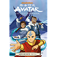 Avatar: The Last Airbender--North and South Part One (Avatar: The Last Airbender: North and South Book 1) (English…