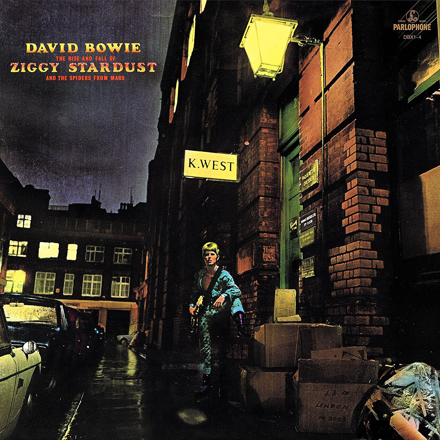 The Rise And Fall Of Ziggy Stardust - Gold Edition [Vinilo]