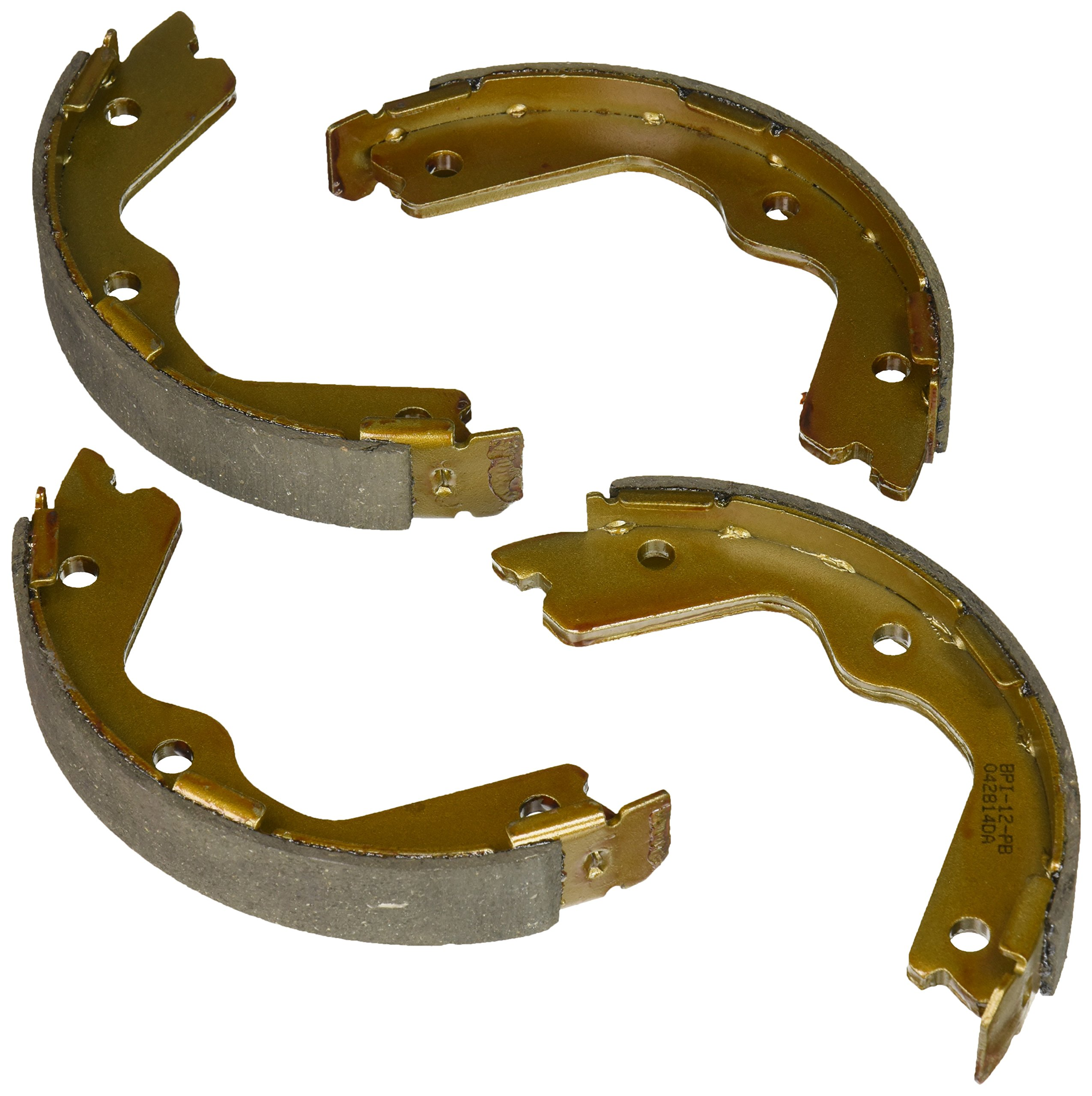 Raybestos 878PG Professional Grade Drum-in-Hat Parking Brake Shoe Set