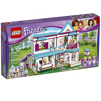LEGO Friends Stephanie's House 41314 Building Kit