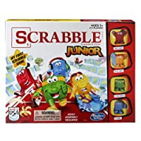 Hasbro Scrabble Junior Game