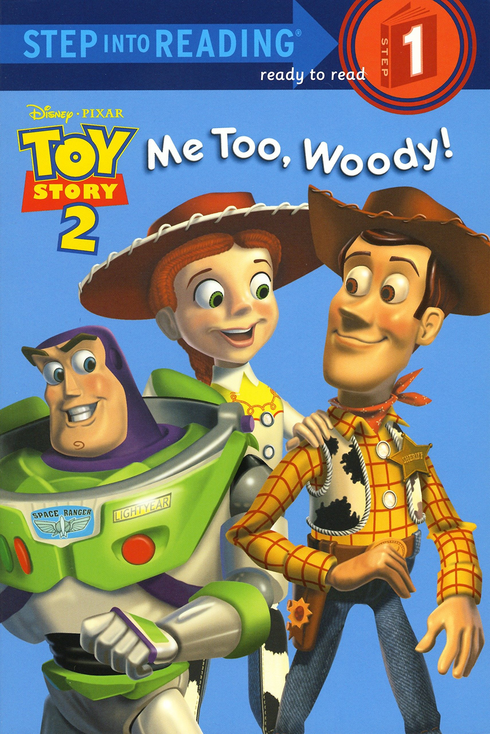 Download Me Too, Woody! (Step-Into-Reading, Step 1) PDF