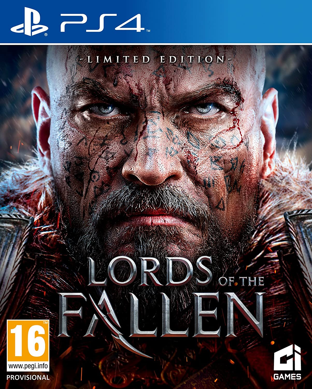 Lords of the fallen complete edition dlc add-on for playstation 4.