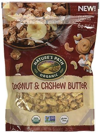 Natures Path Organic – Mantequilla de granola sin gluten ...