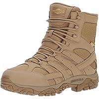 """Merrell Moab 2 8"""" Tactical Waterproof Boot Wide Men's"""