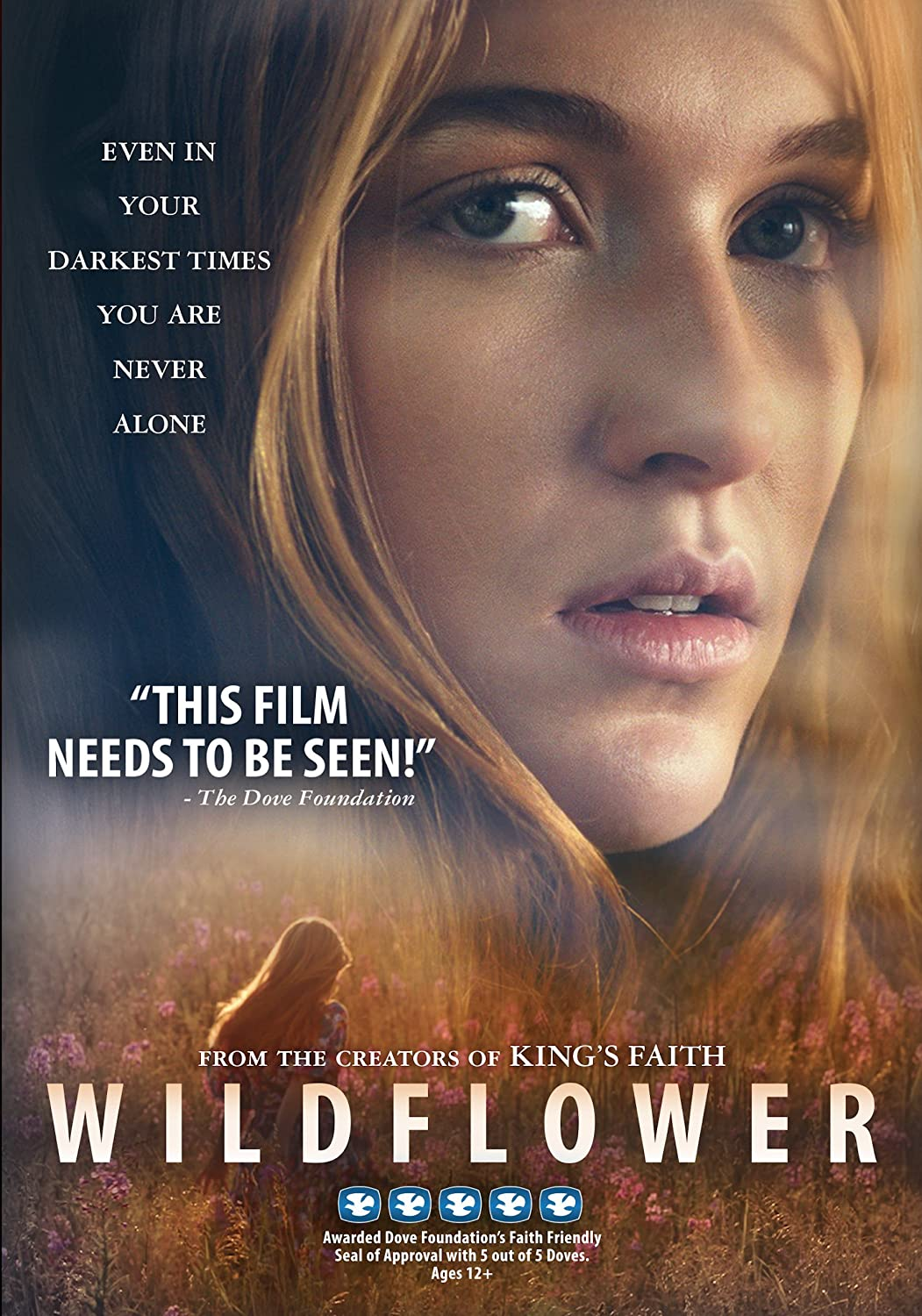 wildflower - DVD image