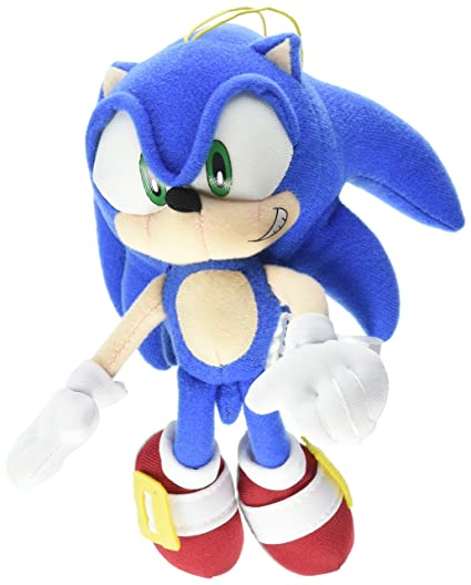 Amazon Com Great Eastern Entertainment Sonic The Hedgehog Mini 7 75