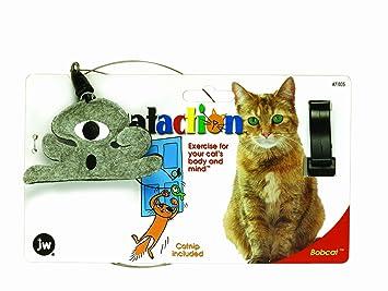 JW Pet Company Bobcat Door Knob Cat Teaser Toy  sc 1 th 195 & Amazon.com : JW Pet Company Bobcat Door Knob Cat Teaser Toy ... pezcame.com