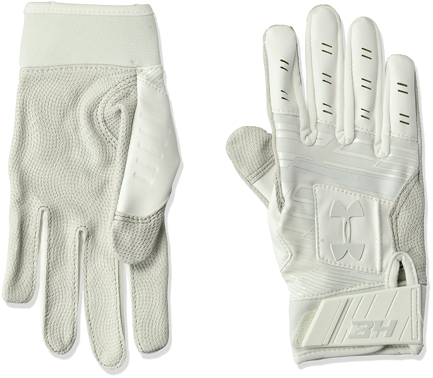 Under Armour Boys Harper Hustle Youth 18 Glovess Under Armour Accessories 1318093