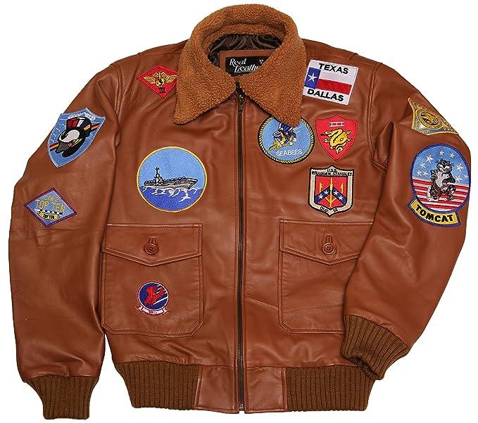 3003b0dca Leather Marvel Top Gun Jacket - Maverick Costume Tom Cruise Top Gun Bomber  Jacket - Flight Suit