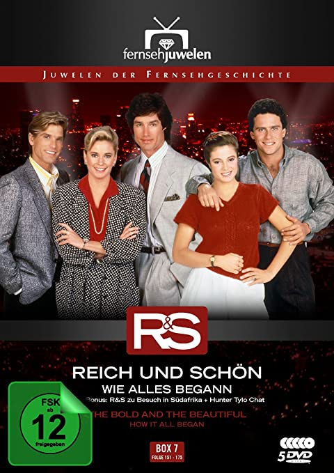 Reich und schön - Wie alles begann: Box 7 - Folgen 151-175 ...