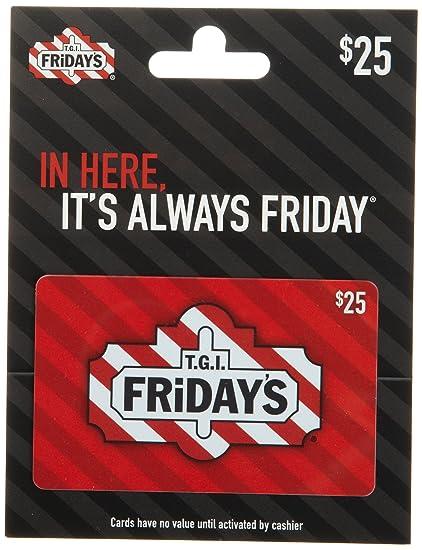 T.G.I. Friday's Gift Card by T.G.I. Friday's