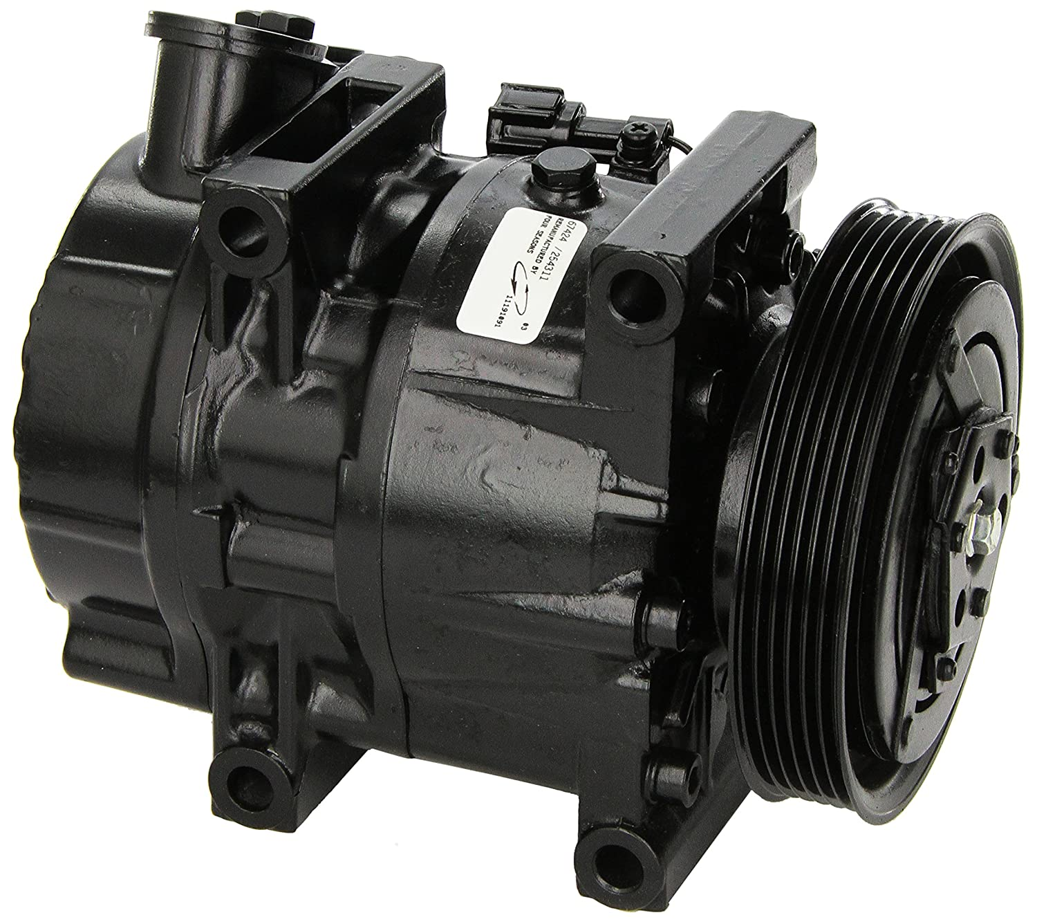 Four Seasons 67424 Remanufactured Compressor with Clutch FS67424