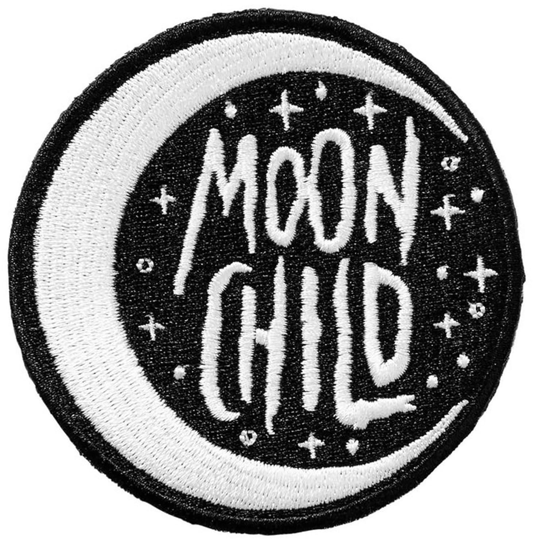 Kill Star Patch Termoadesiva Moon Child Killstar