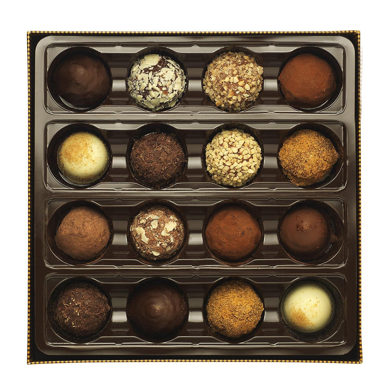 Godiva, Signature Truffles bombones trufas surtidas caja regalo 16 ...
