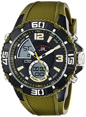 Reloj - U.S. Polo Assn. - para - US9481: Amazon.es: Relojes