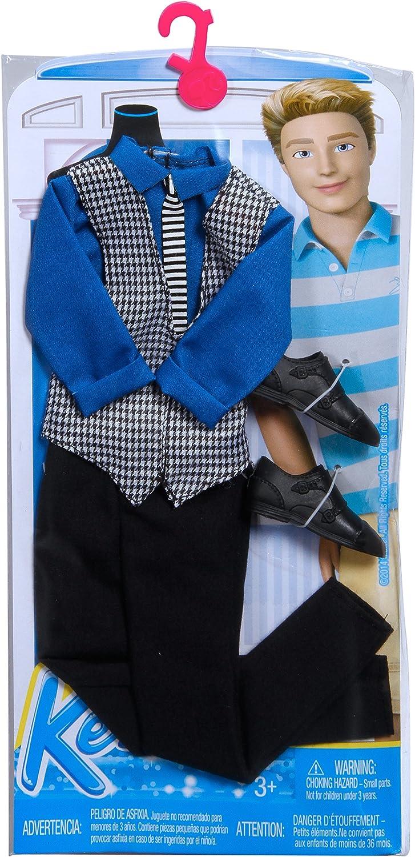 Barbie Ken Fashion Pack Business Set