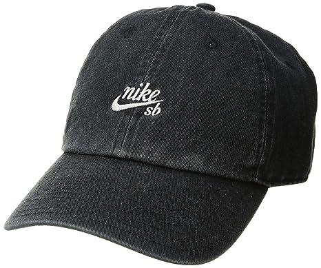 5b5b4561 Nike SB H86 Icon Cap Black Wolf Grey Größe: one size: Amazon.de: Bekleidung