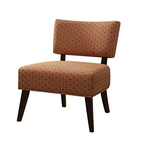 Tremendous Amazon Com Major Q Contemporary Style Linen Accent Chair Evergreenethics Interior Chair Design Evergreenethicsorg