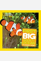 National Geographic Little Kids First Big Book of the Ocean (National Geographic Little Kids First Big Books) Kindle Edition