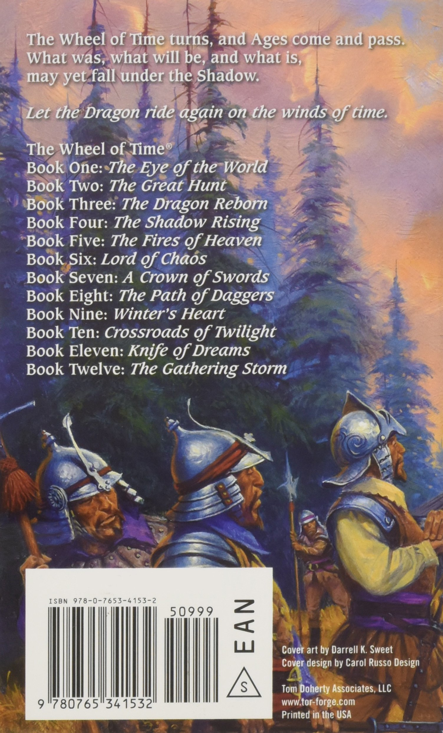 The Gathering Storm: Book Twelve Of The Wheel Of Time: Robert Jordan,  Brandon Sanderson: 9780765341532: Amazon: Books