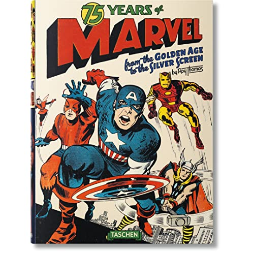 XL-75 Years of Marvel Comics