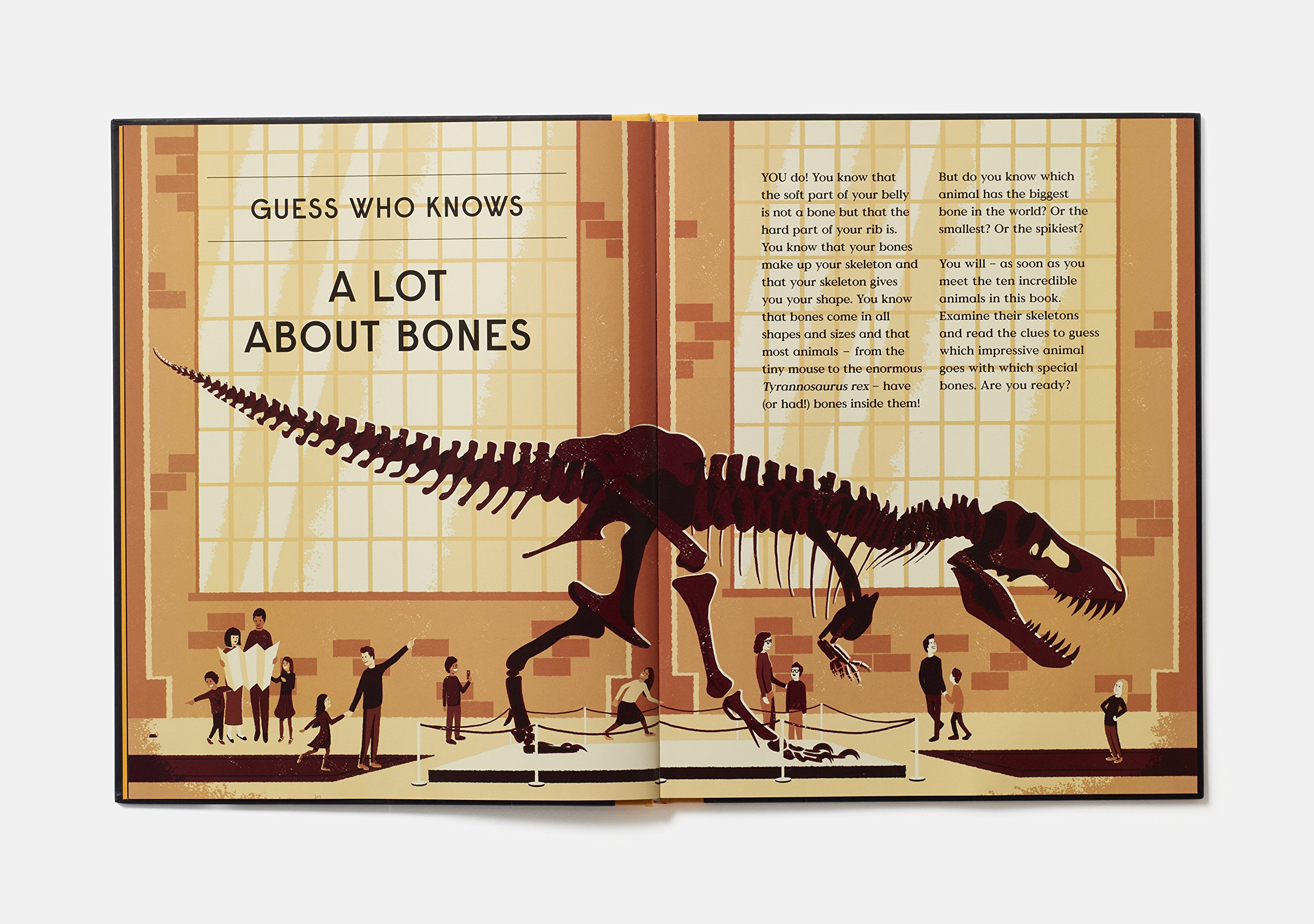 Book of Bones: 10 Record-Breaking Animals: Gabrielle Balkan