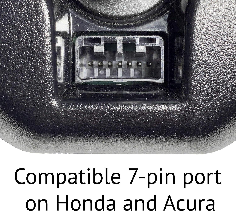 SimpleUSB Mirror to Dashcam Power Adapter 7-pin Type for Honda//Acura