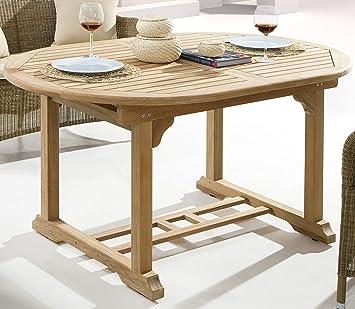 Amazon De Gartentisch Destiny Tisch Four Seasons Teaktisch 150 100