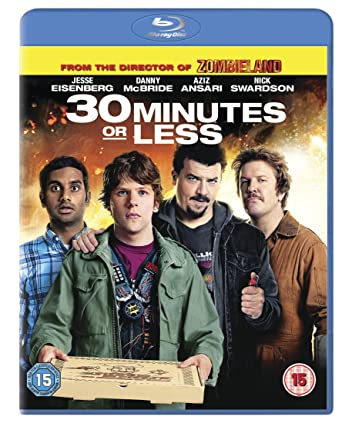 30 Minutes Or Less (2011) BluRay 480p 270MB Dual Audio ( Hindi – English ) MKV