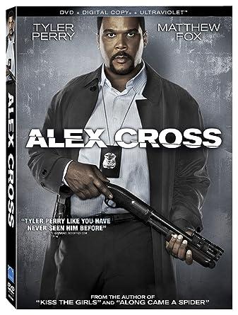 Alex Cross Dvd Digital Copy Ultraviolet